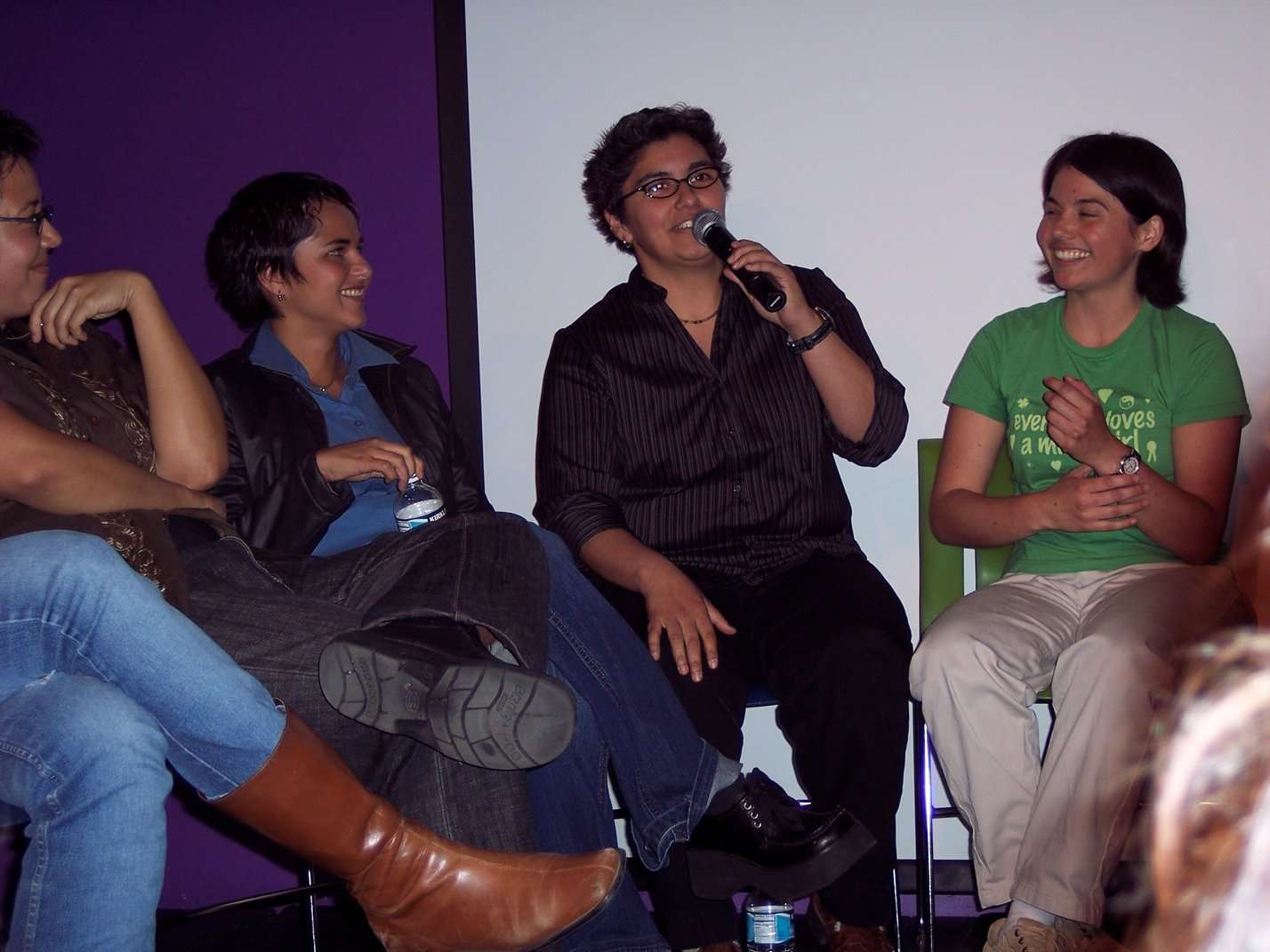 Queer Women of Color Film Festival 2005