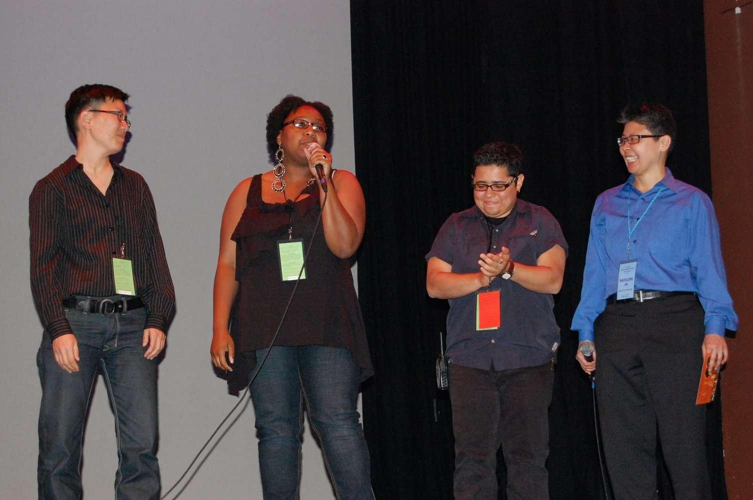 Queer Women of Color Film Festival 2010