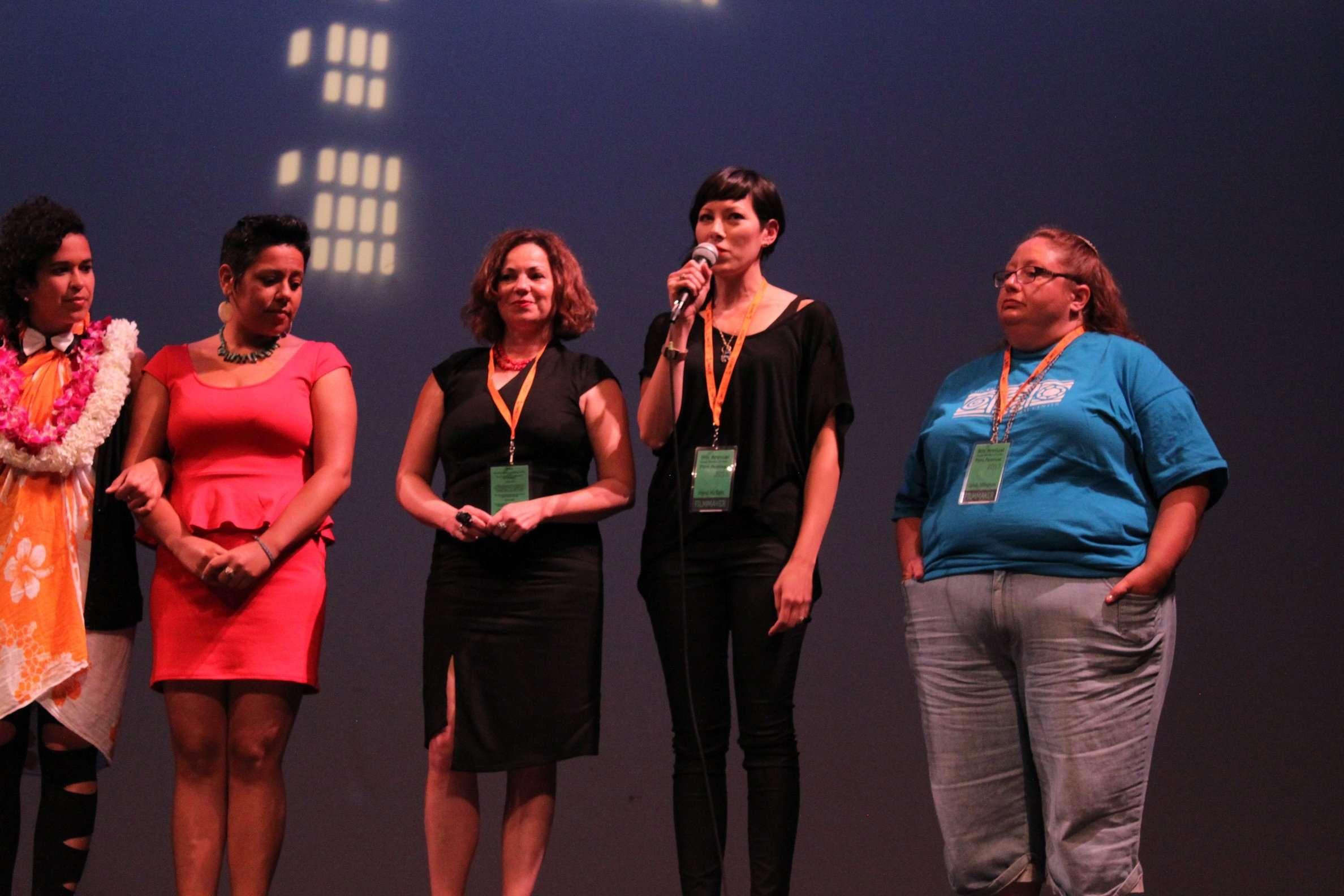 Queer Women of Color Film Festival 2013
