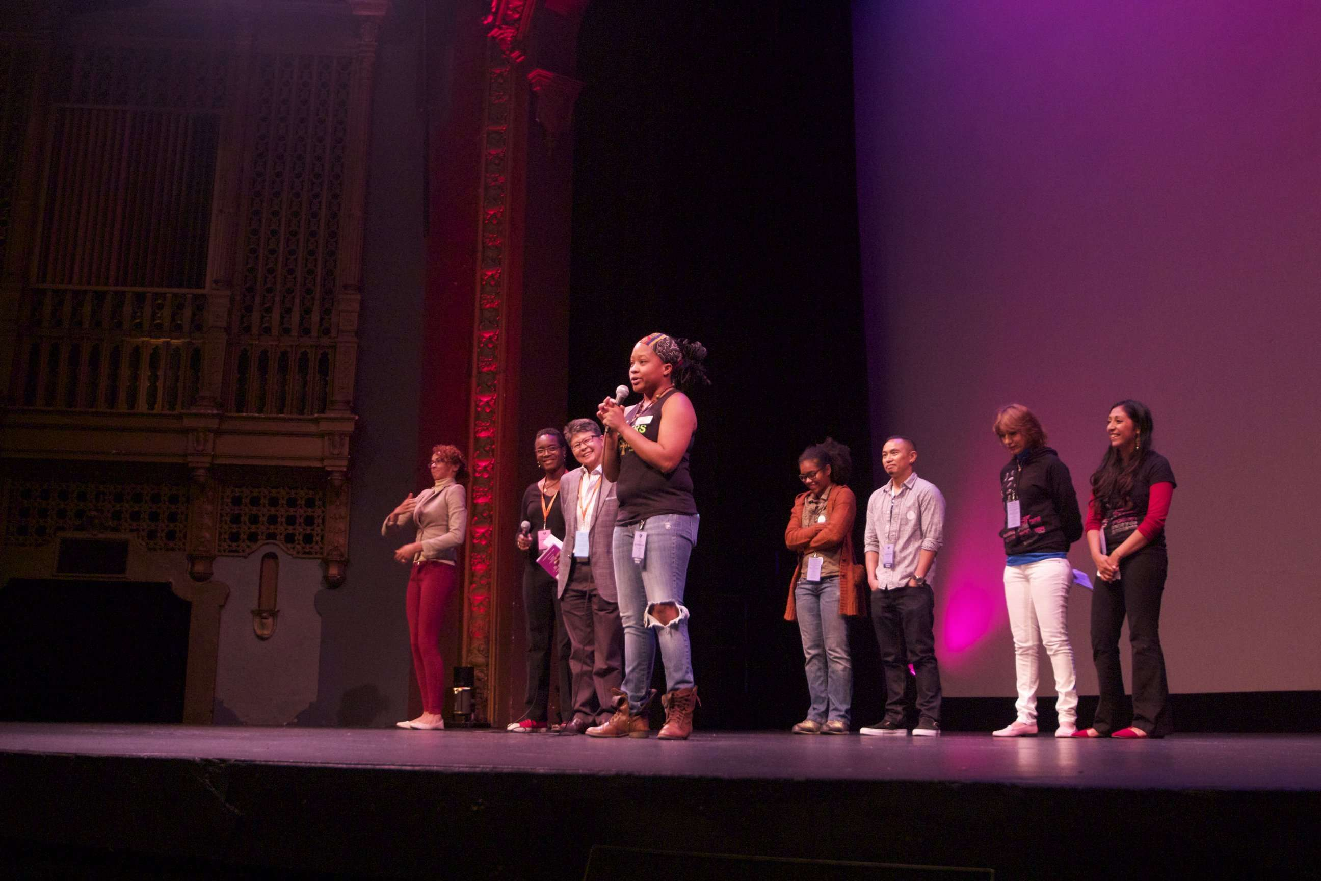 Queer Women of Color Film Festival 2014