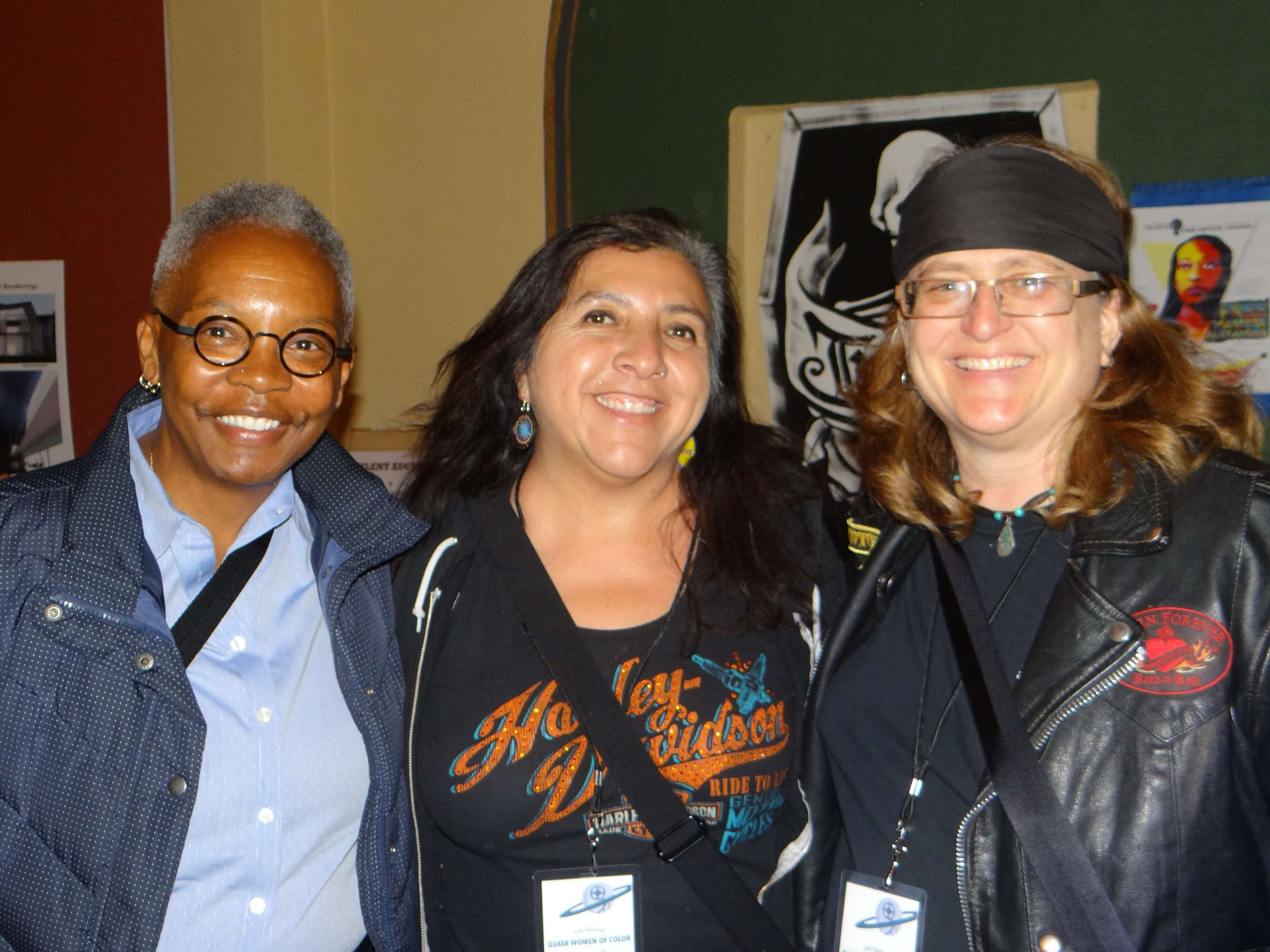 Queer Women of Color Film Festival 2015