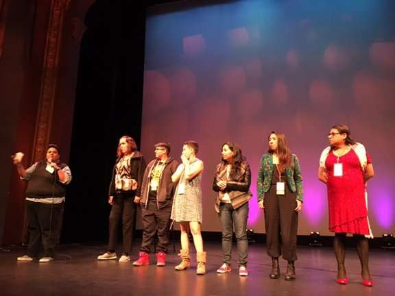 Queer Women of Color Film Festival 2016