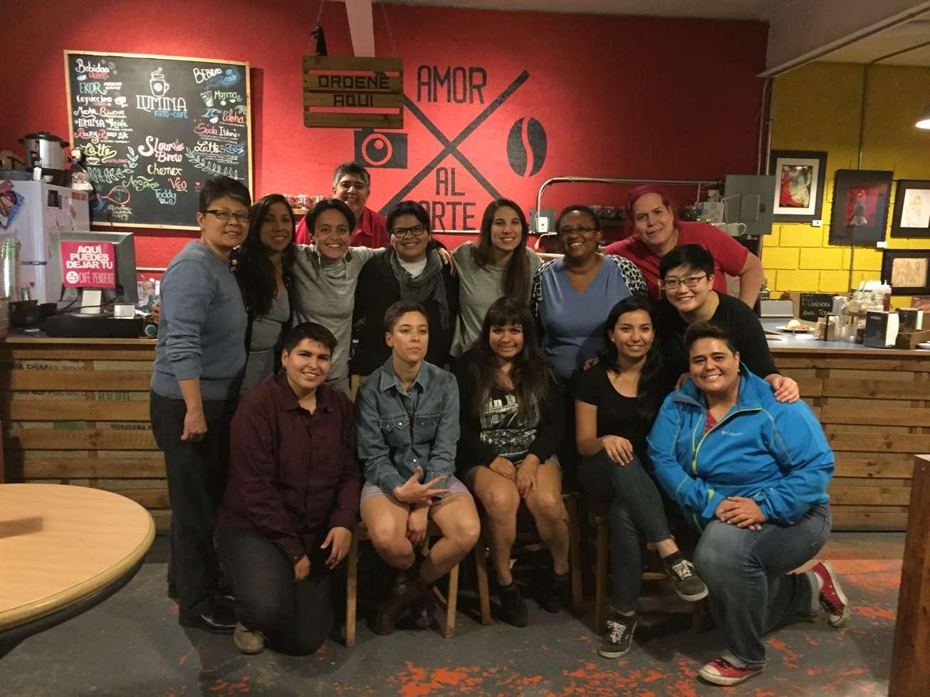 2015 QWOCMAP Film & Freedom Academy - Tijuana, Mexico