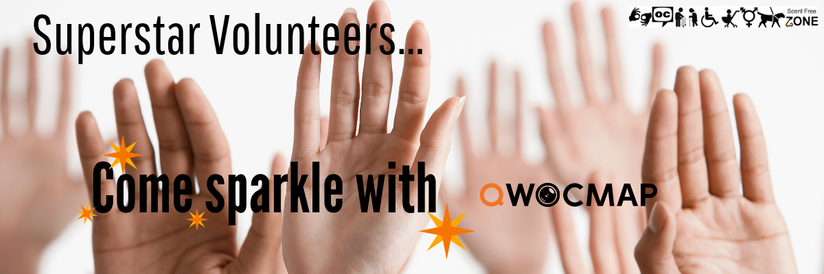image of hands to link to volunteer page