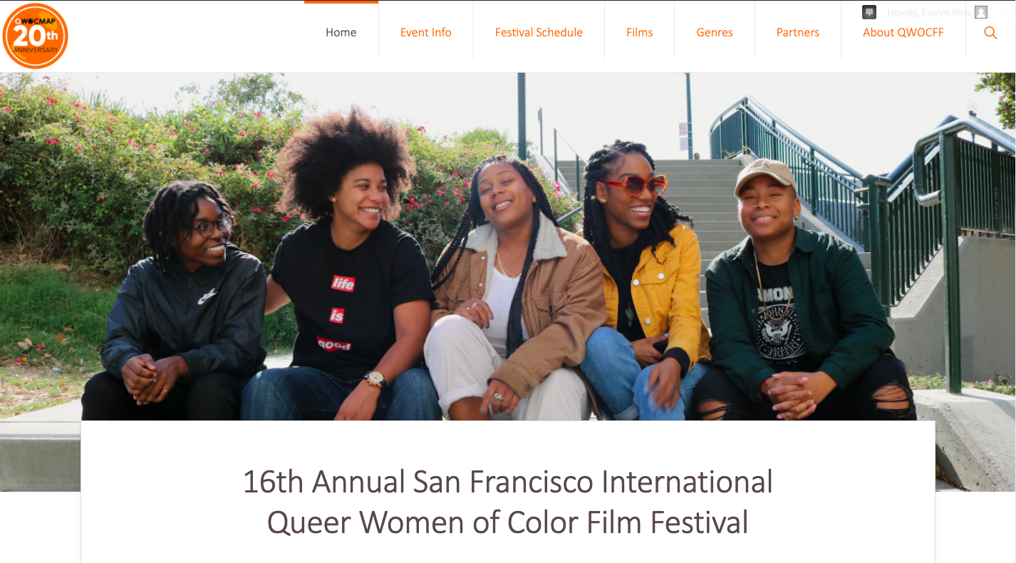 2020 16th Annual San Francisco International Queer Women of Color Film Festival